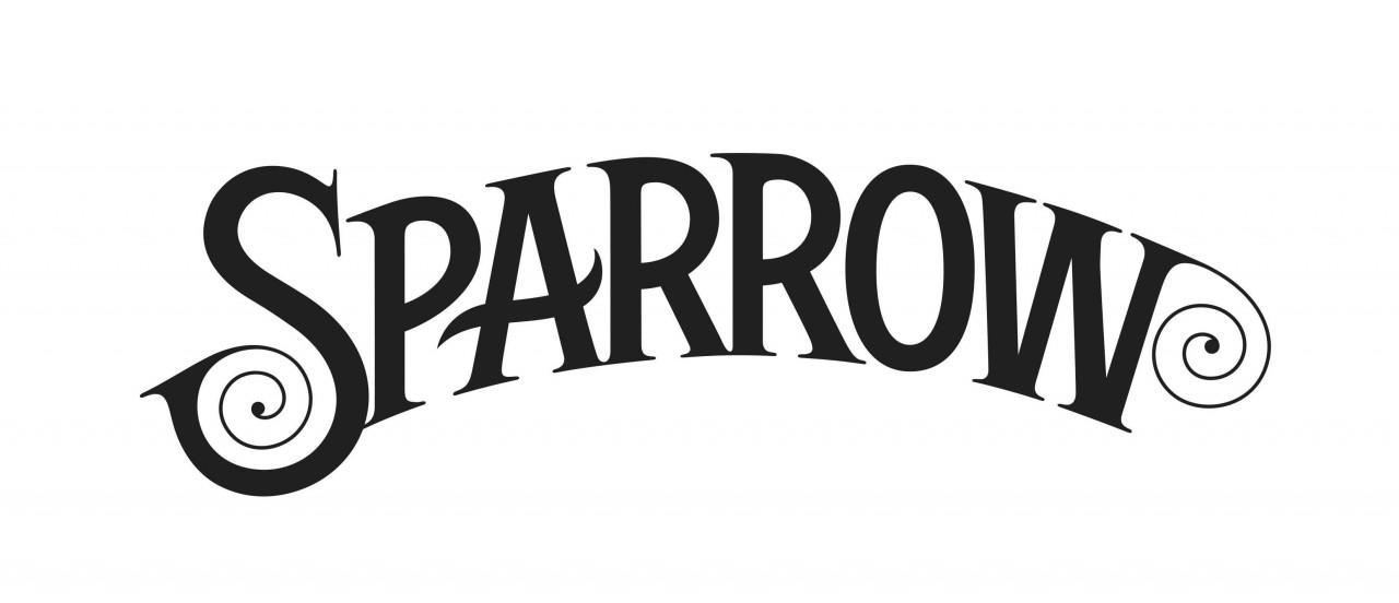 Sparrow Wordmark