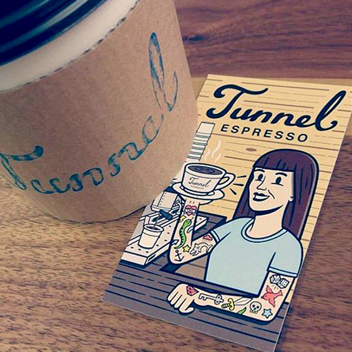 Tunnel Card