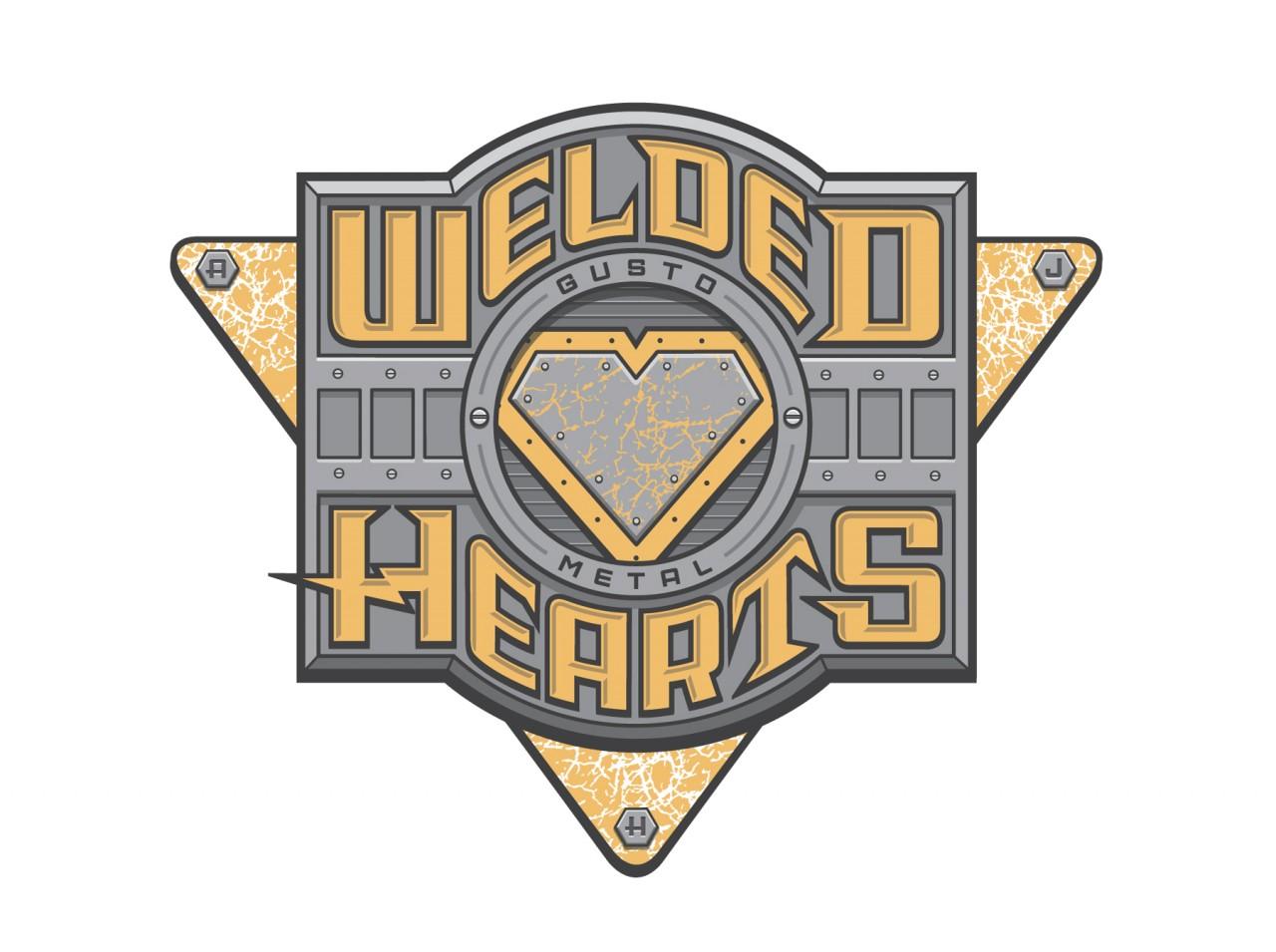 weldedheartslettering
