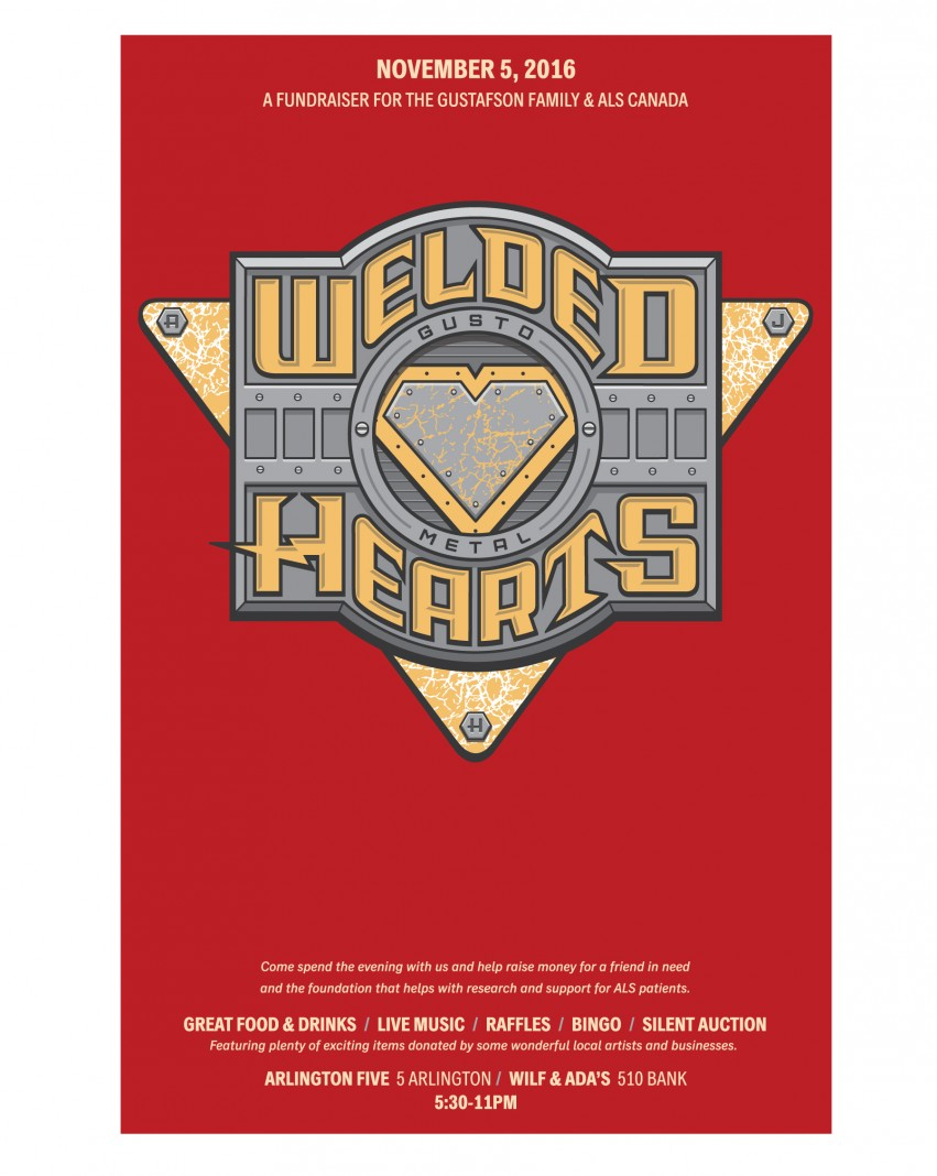 weldedheartsposter